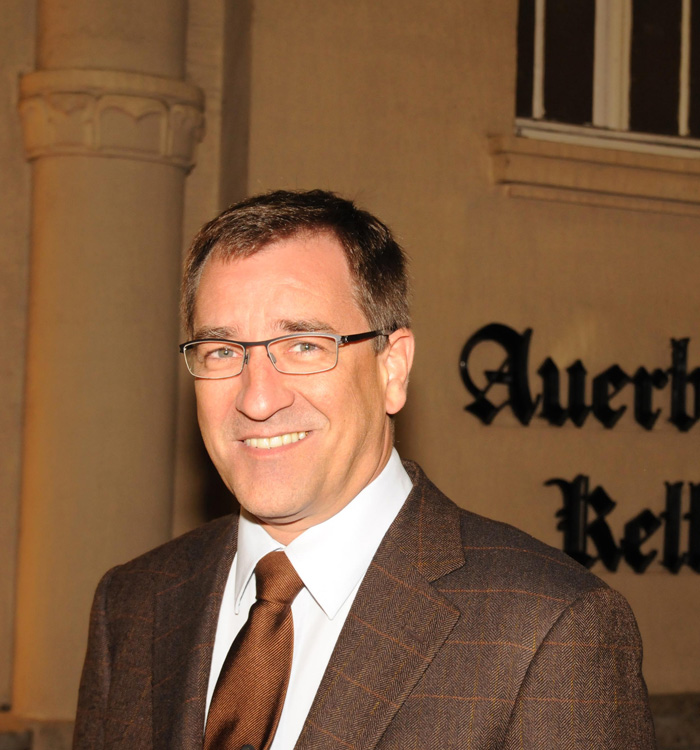 Bernhard Rothenberger, Geschäftsführender Gesellschafter, Auerbachs Keller, Leipzig